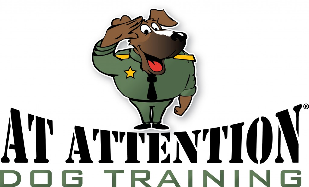 At Attention Dog Training Logo
