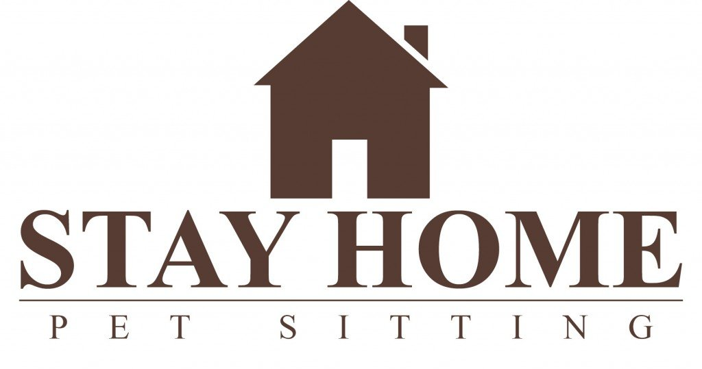 Stay Home Pet Sitting Logo