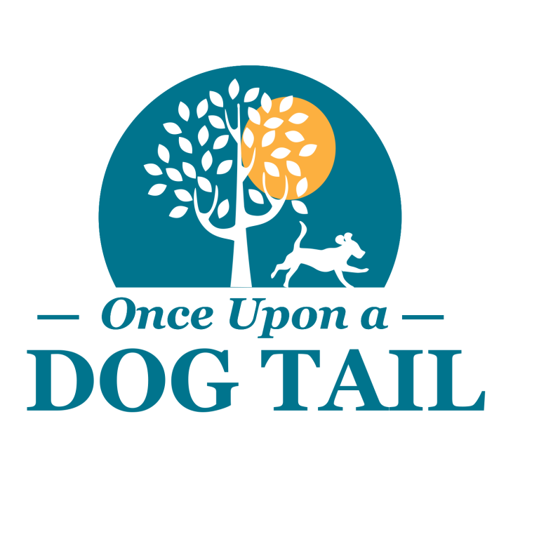 Once Upon a Dog Tail Logo