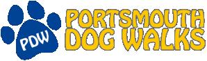 Portsmouth Dog Walks Logo