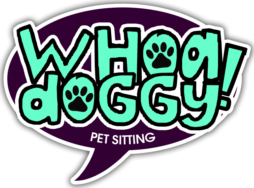 Whoa Doggy! Logo