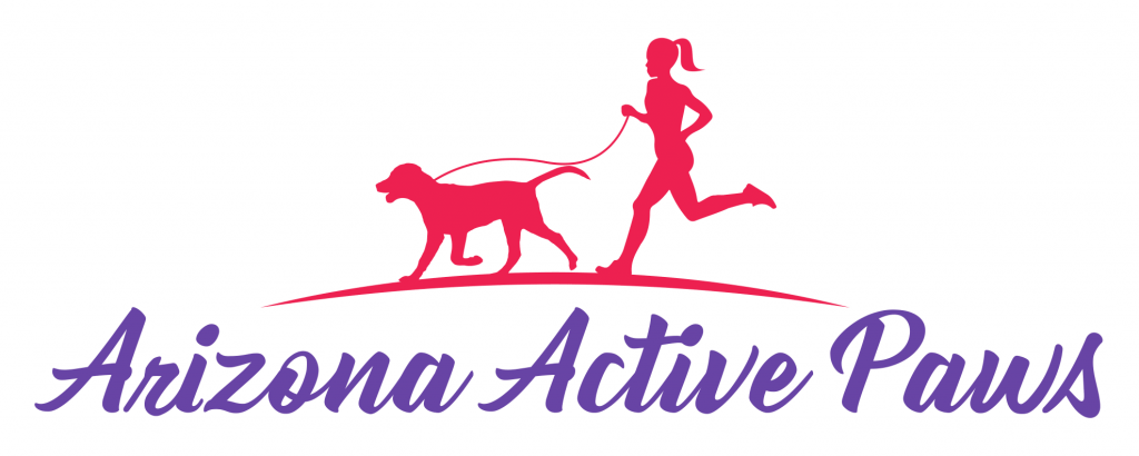 Arizona Active Paws Logo