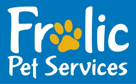 Frolic Pet Services Logo