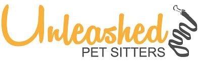 Unleashed Pet Sitters Logo