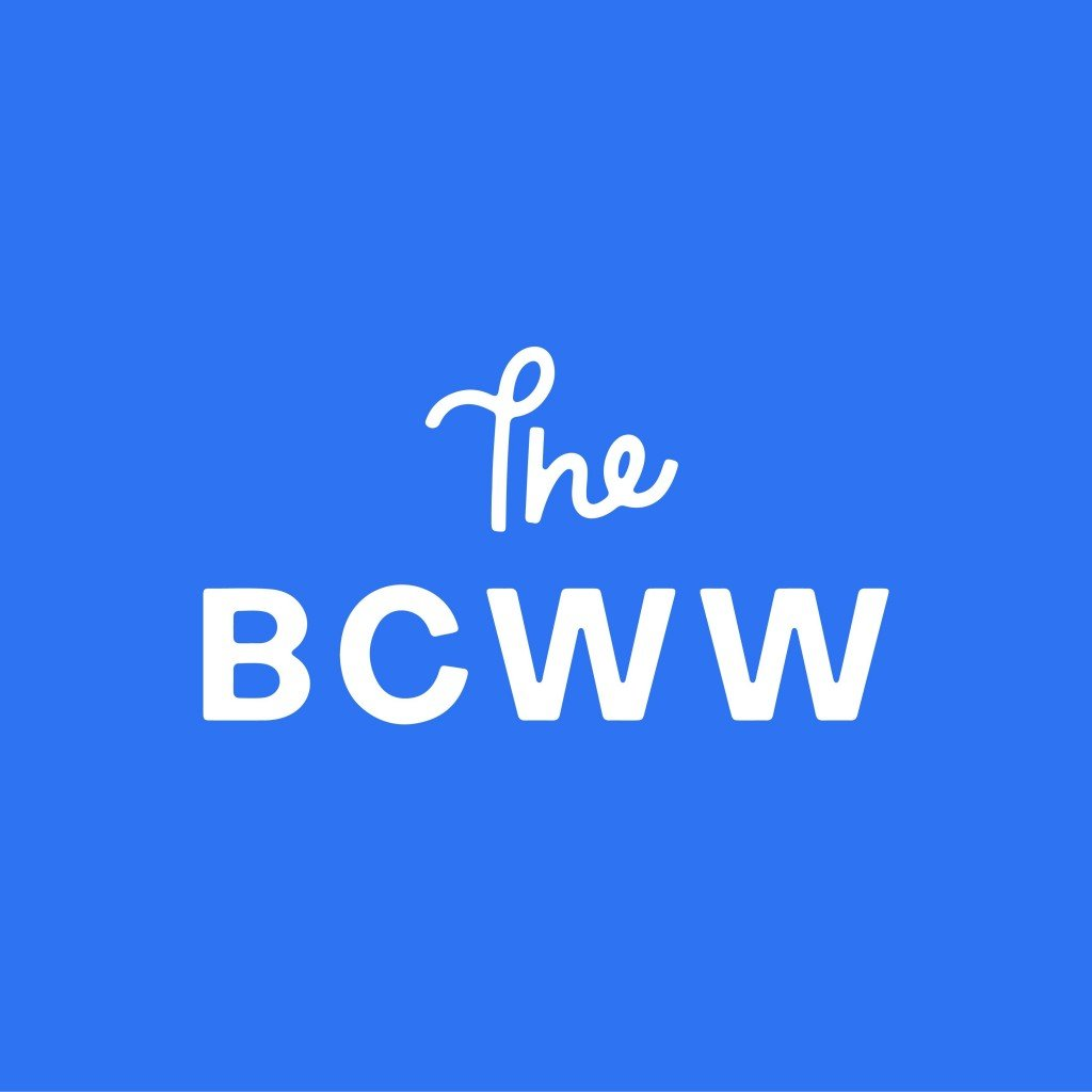 The Big City Woof Walker Logo