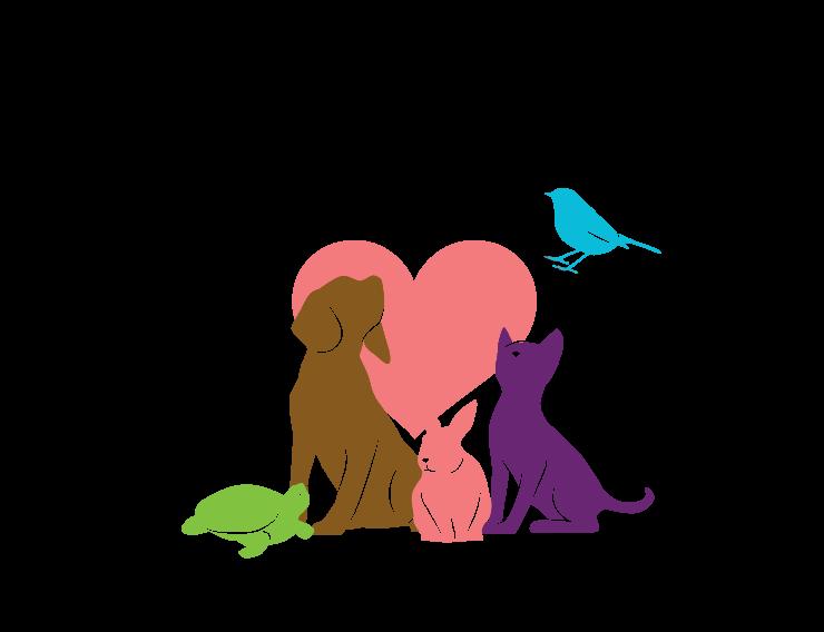 Amber's Pampered Pets, LLC Logo