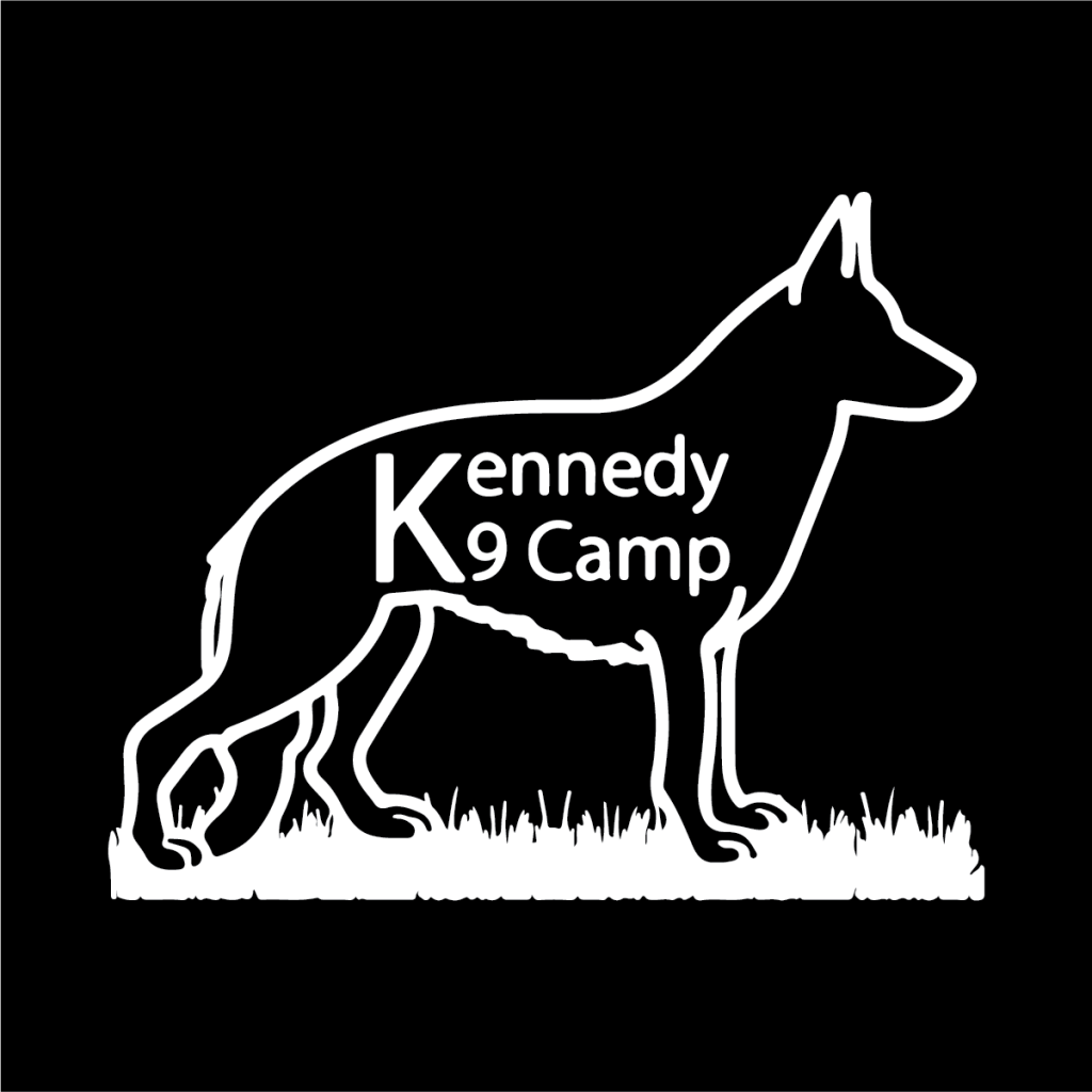 Kennedy K9 Camp Logo