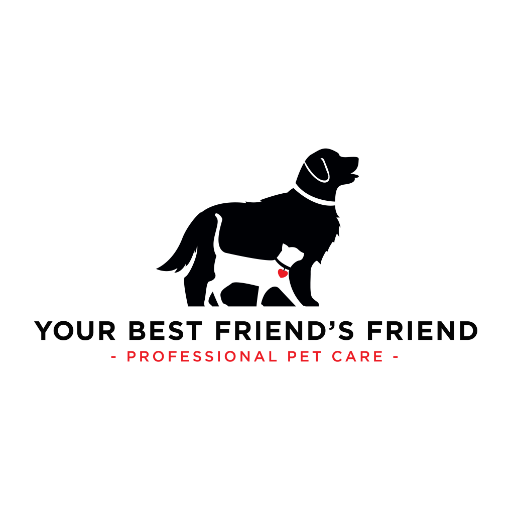 Your Best Friend's Friend  Logo