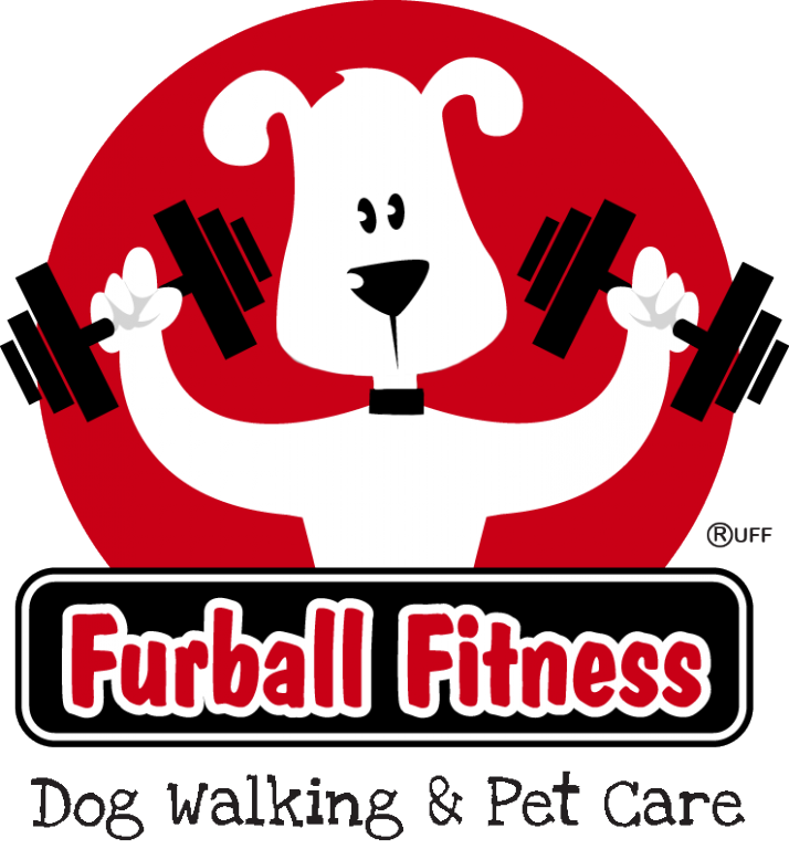 Furball Fitness Dog Walking & Pet Care, LLC Logo