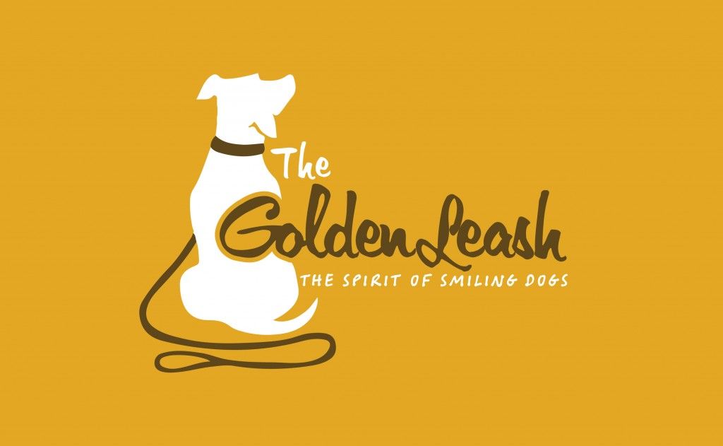 The Golden Leash Logo