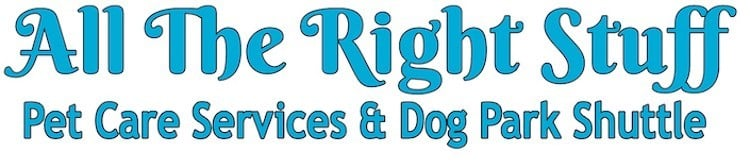 All The Right Stuff Inc.- Pet Care Services & Dog Park Shuttle Logo