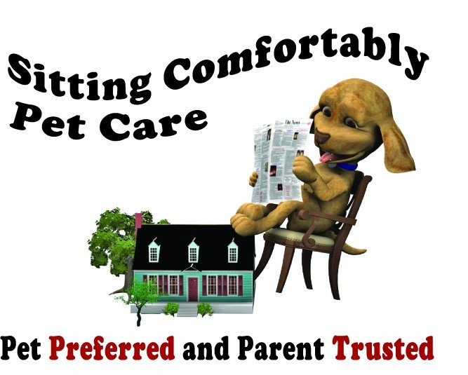 Sitting Comfortably Pet Care, LLC Logo