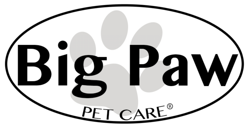 Big Paw Pet Care Logo