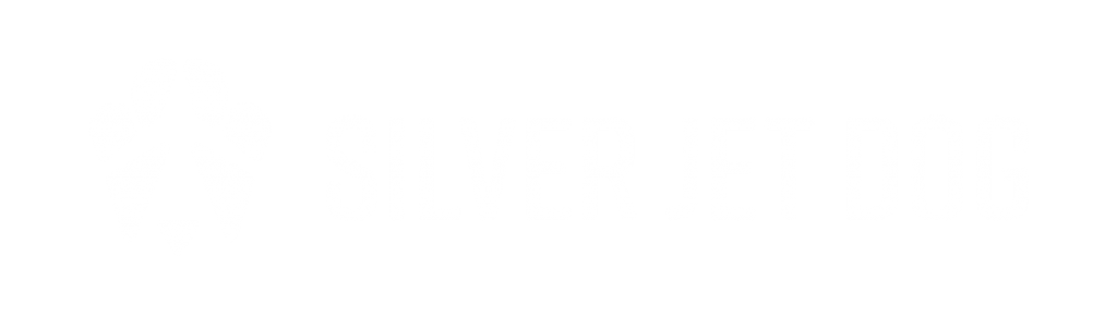 Silver Jet Dog Inc. Logo