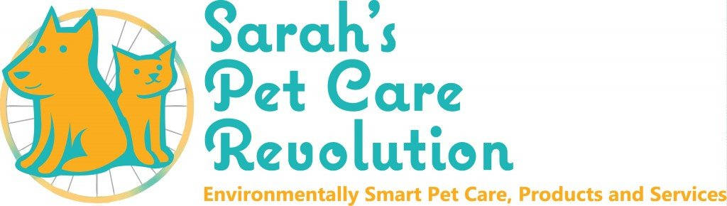 Sarah's Pet Care Revolution Logo
