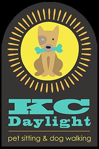 KCDaylight Pet Sitting Logo