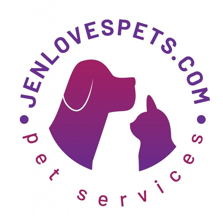 JenLovesPets Logo