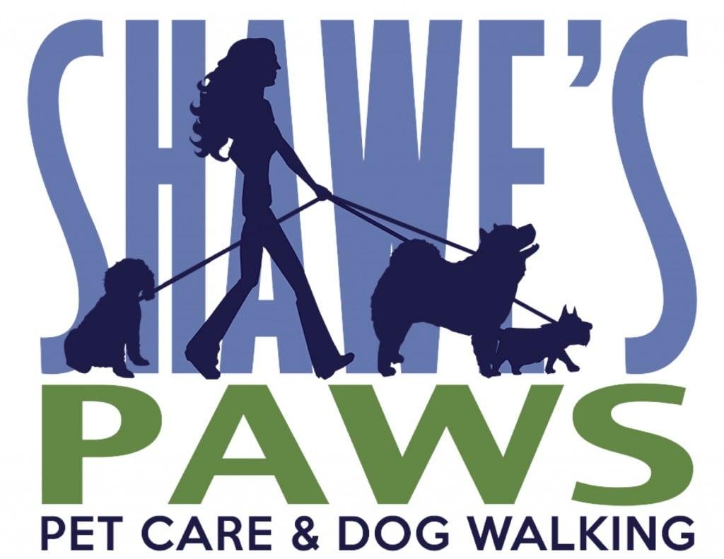 Shawe's Paws Logo
