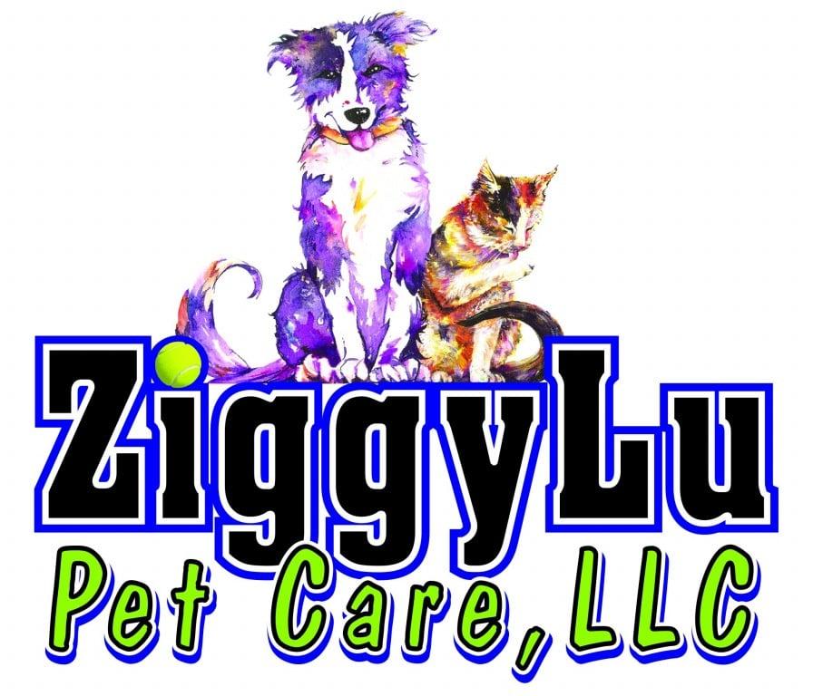 ZiggyLu Pet Care Logo