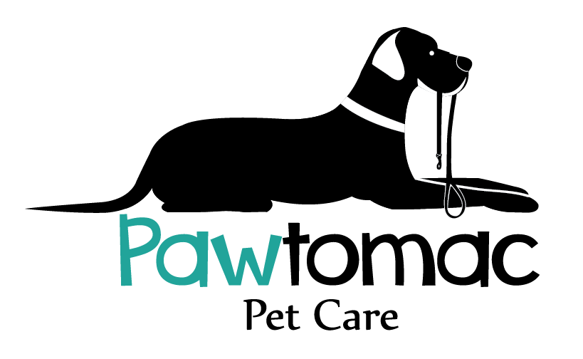 Pawtomac Pet Care Logo
