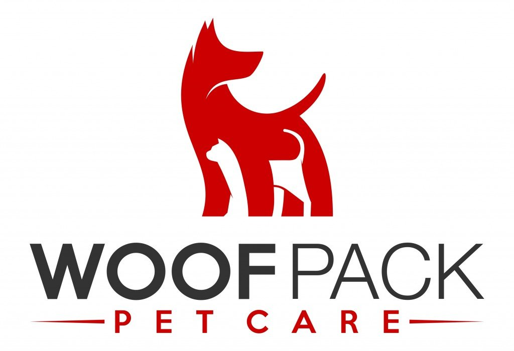 WoofPack Pet Care Logo