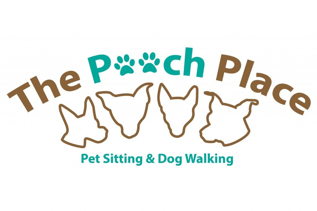 The Pooch Place Pet Sitting Logo
