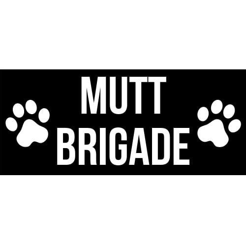 Mutt Brigade Logo