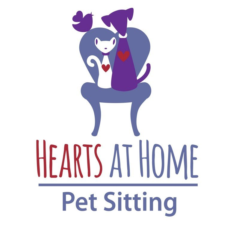 Hearts at Home Pet Sitting, LLC Logo