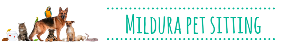 Mildura Pet Sitting Logo