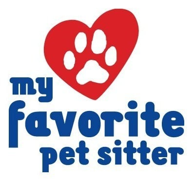 My Favorite Pet Sitter Logo