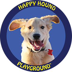 Happy Hound Playground Logo