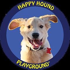 Happy Hound Playground Logo