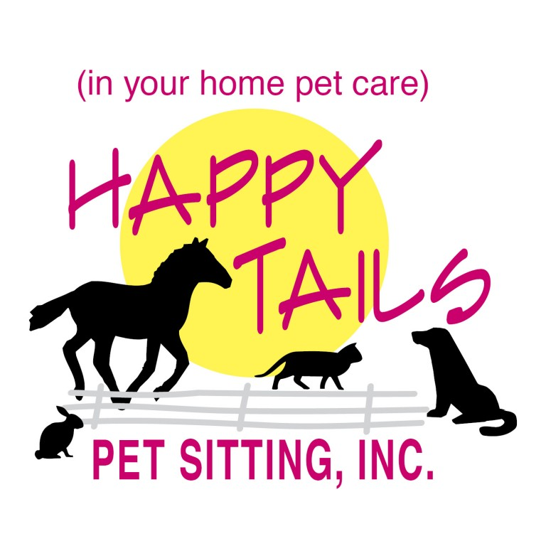 Happy Tails Pet Sitting, Inc Logo