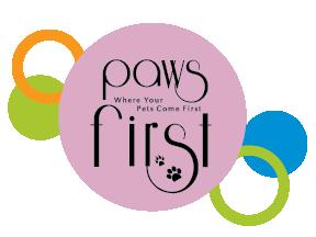 Paws First,llc Logo