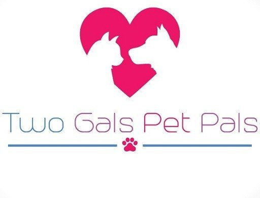 Two Gals Pet Pals Logo