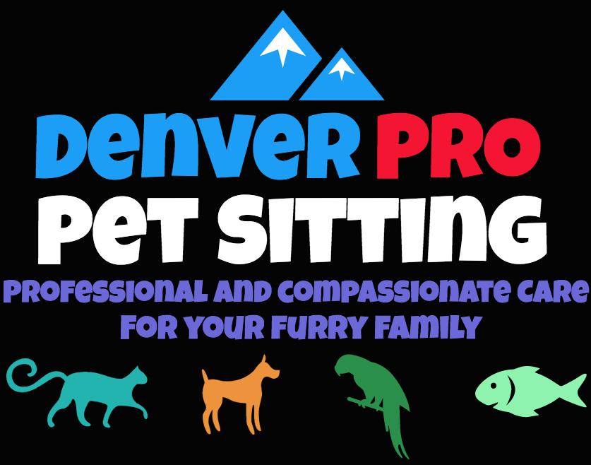Denver Pro Pet Sitting Logo