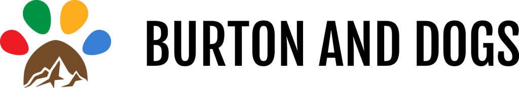 Burton and Dogs Inc Logo