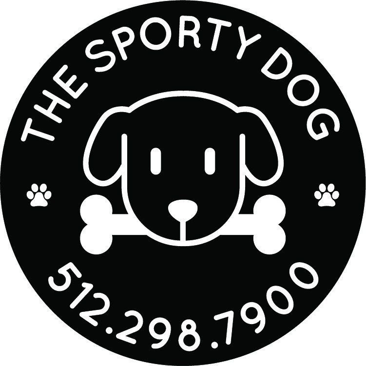 The Sporty Dog  Logo