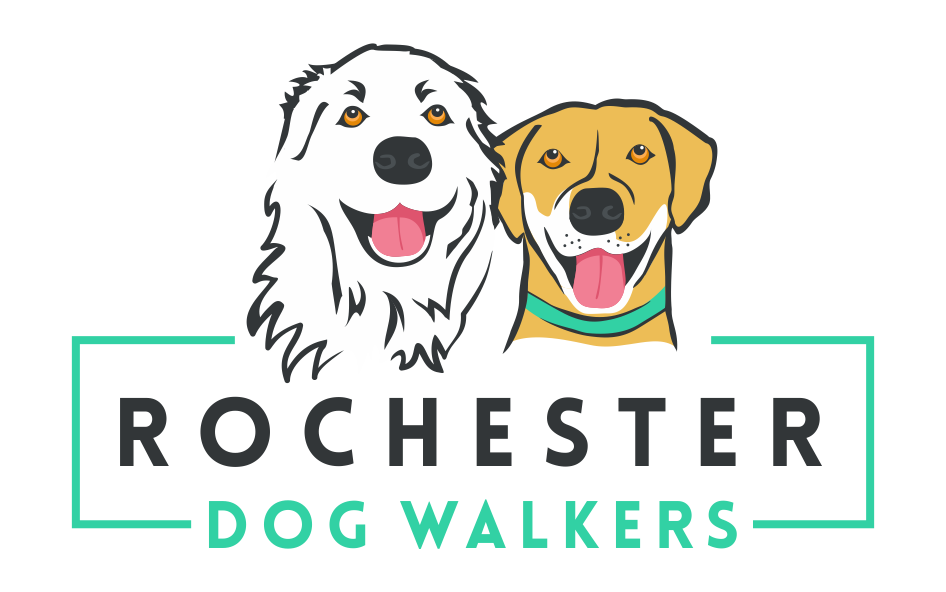 Rochester Dog Walkers Logo