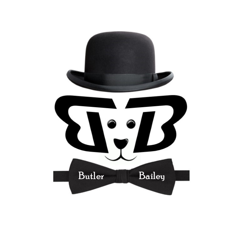 Butler Bailey's Pet Services Logo