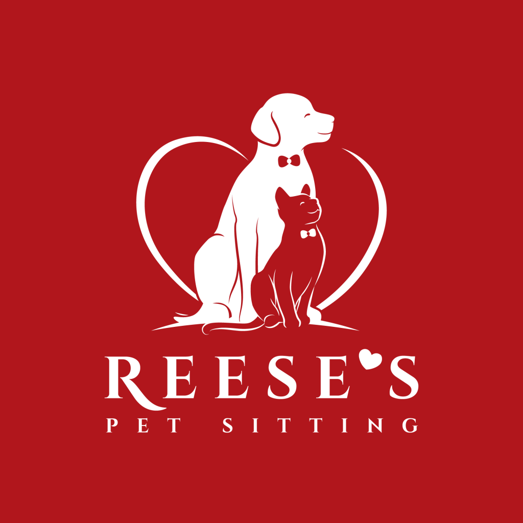 Reese's Pet Sitting Logo