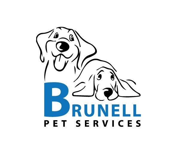 Brunell Pet Services Logo