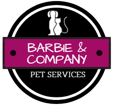 Barbie & Company Pet Services Logo