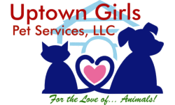 Uptown Girls Pet Care Services, LLC Logo