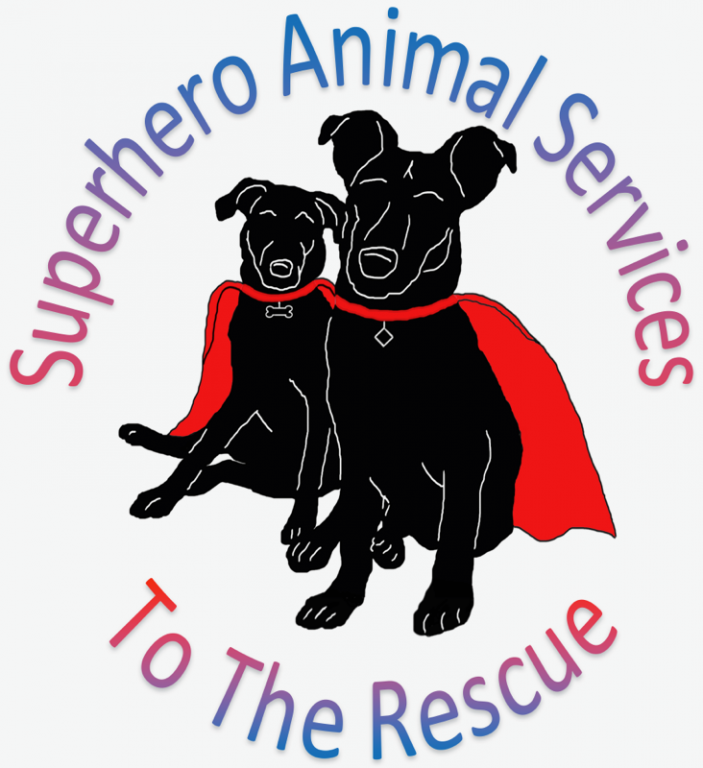 Superhero Animal Services LLC Logo
