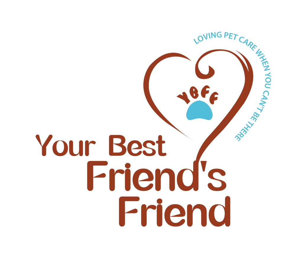 Your Best Friend's Friend Pet Care Services Logo