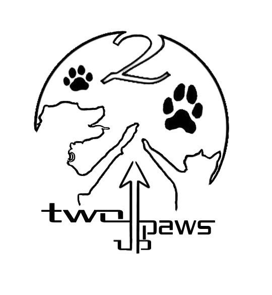 Two Paws Up, LLC Logo