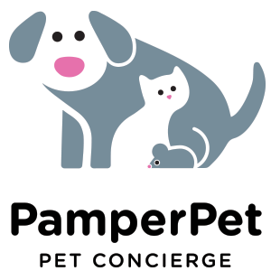 PamperPet-Pet Concierge Logo