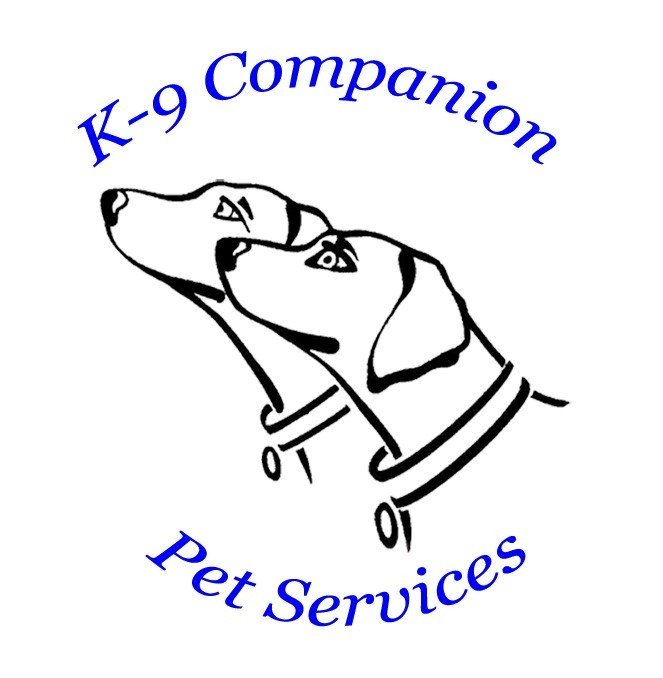 K-9 Companion Pet Services  Logo