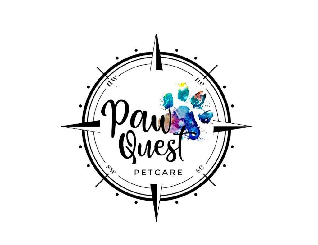 Paw Quest Petcare Logo
